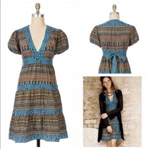 Dress, 0, Anthropologie
